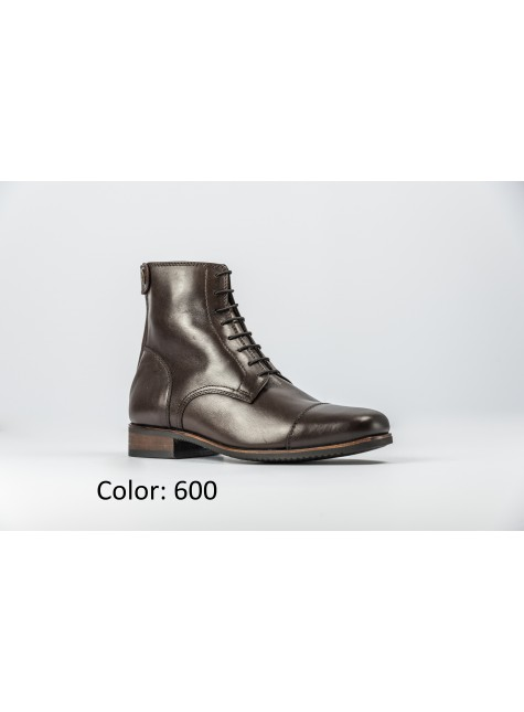 Secchiari Classic Ankle Boot Vitello Square