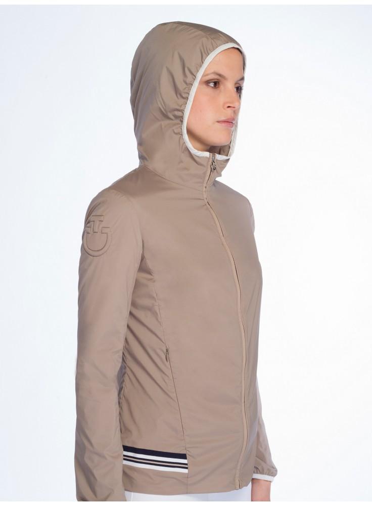 Ridershouse Cavalleria Toscana Dames Nylon Hooded Windbreaker