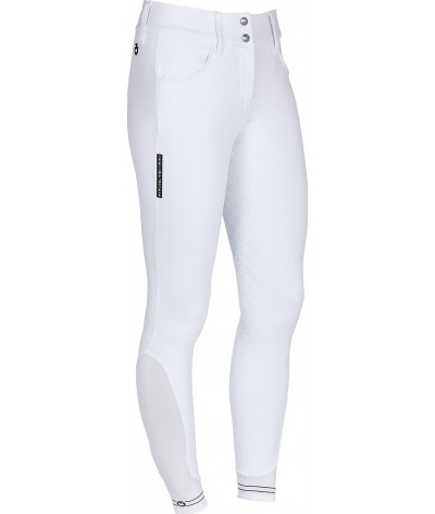 Cavalleria Toscana American Piping Logo Breeches Knee Grip(technisch)