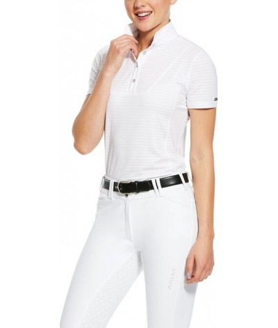 Ariat Women's Lanni Show Shirt White