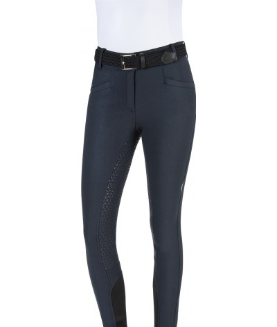 Equiline Women's Riding Breeches Full Grip Gia