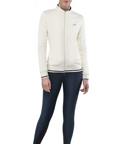 Equiline Women's Zip Sweater Ezora