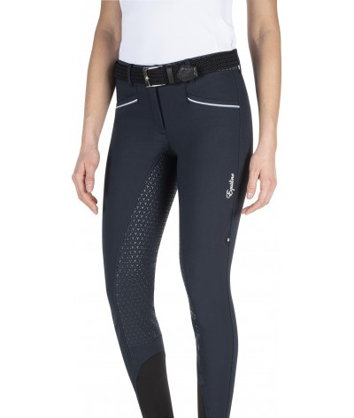 Equiline Women's Riding Breeches Full Grip Esha