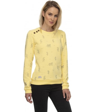 Ragwear Women's Sweater Glorious Tiger