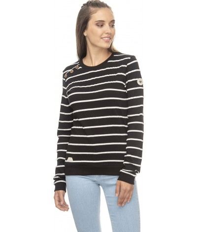 Ragwear Dames Trui Glorious Stripes