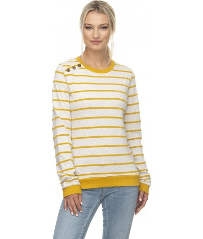 Ragwear Women's Sweater Glorious Stripes