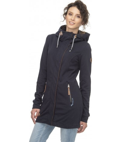 Ragwear Women's Hooded Sweat jacket Letty (summer)