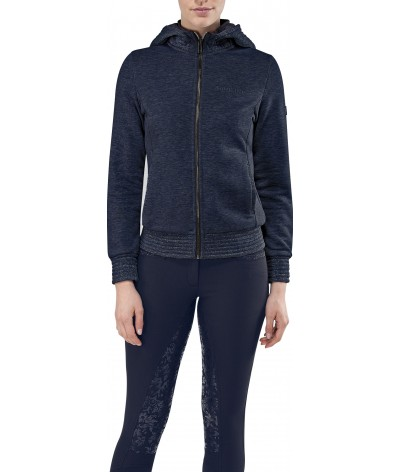 Equiline Women's Hooded Full Zip Galway