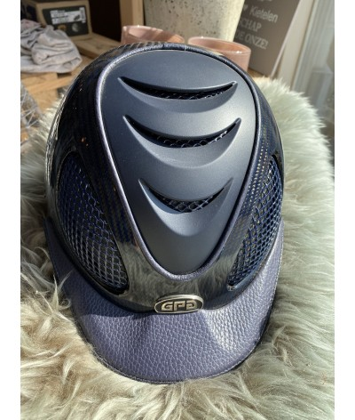 GPA Helmet Speed Air Carbon 2x Shiny Blue