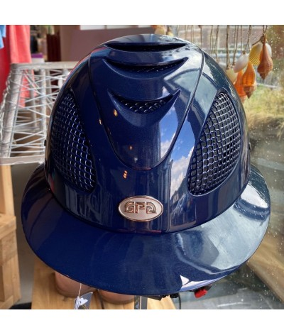 GPA Helmet First Lady Concept Glossy Blue