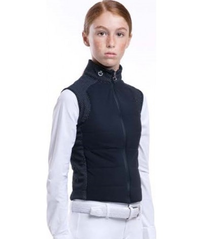 Cavalleria Toscana Degradè Quilited Sleeveless Puffer