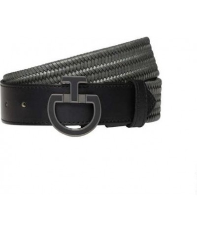 CT Woman Total Black Buckle...