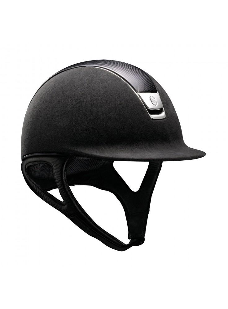 Samshield Cap Premium Zwart/Chrome