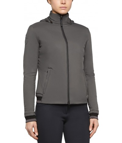 Nylon Stretch Puffer Jersey...
